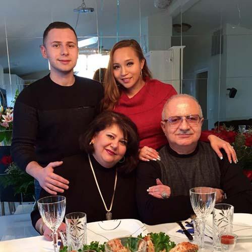 the babyev family